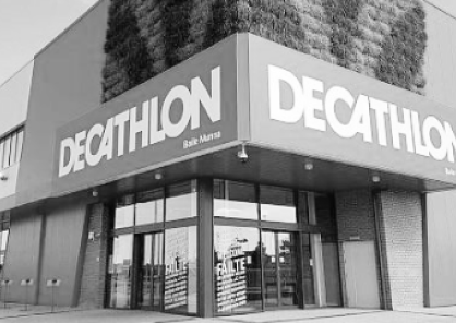 DECATHLON – the biggest sports goods retailer in the world
