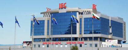 INTER EXPO CENTER – Sofia's biggest exposition venue